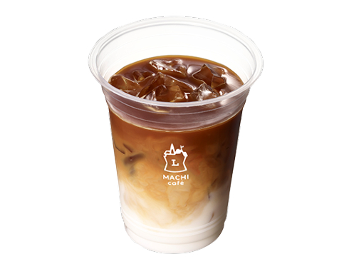 「MACHI cafe」390円