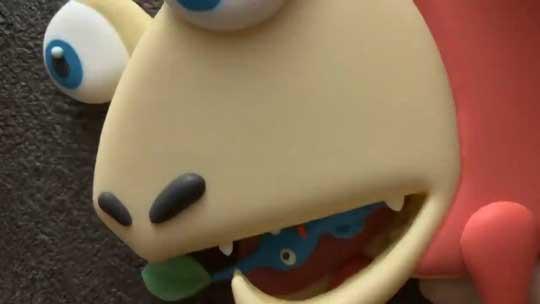 アイシングクッキー ピクミン チャッピー