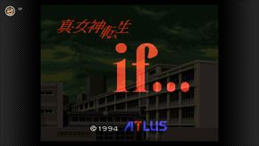 Switch Online 真・女神転生if…