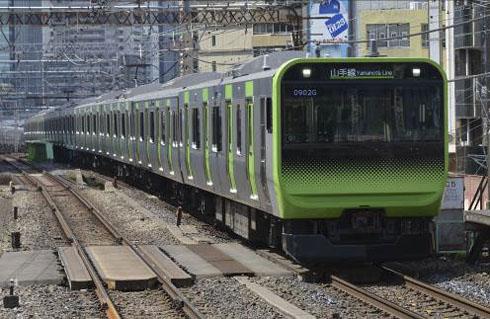 E235系通勤形車両