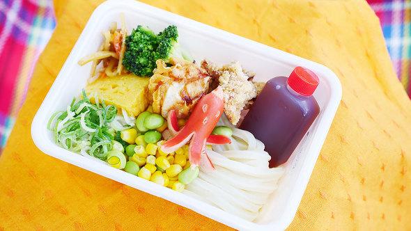 【PR】丸亀製麺 テイクアウト 丸亀こどもうどん弁当 タイアップ