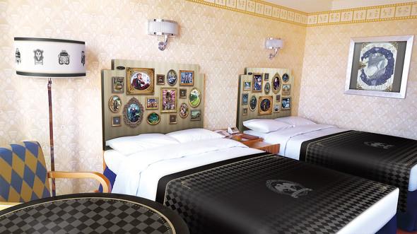 ツイステ アンバサダーホテル