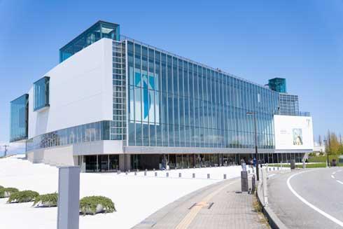富山県美術館 CMYKアイス 4色アイス