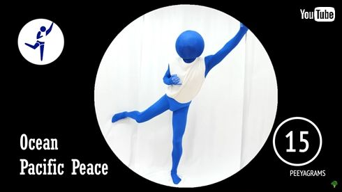 小島よしお 東京オリンピック 五輪 開会式 動くピクトグラム 再現 パロディー ピーヤグラム YouTube