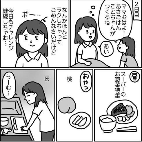 4連休!! 朝以外料理しないチャレンジ08