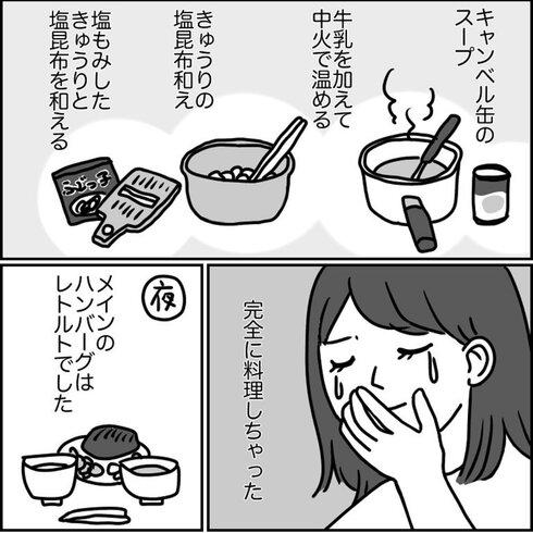 4連休!! 朝以外料理しないチャレンジ09