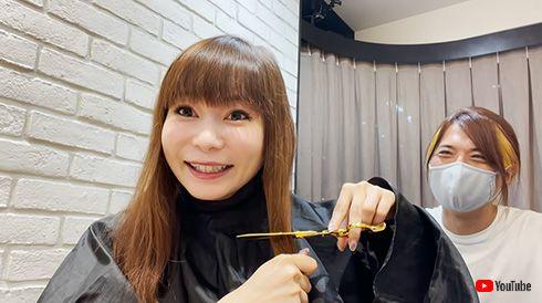 中川翔子 ボブ ショート 髪の毛 しょこたん