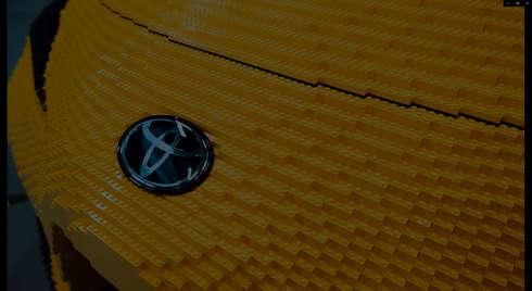 レゴ スープラ 実寸大 レゴランド