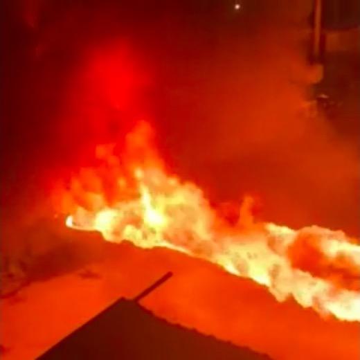 火炎放射器 クルマ カスタムカー ロシア 兵器