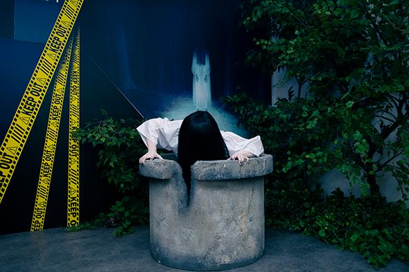 貞子 スマホ ゲーム 貞子M 未解決事件探偵事務所 グラビティゲームアライズ