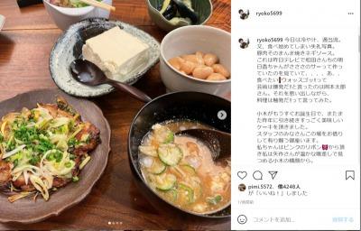 森山良子 Instagram 新型コロナウイルス 森山直太朗 おぎやはぎ 小木博明