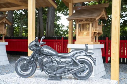 オートバイ神社