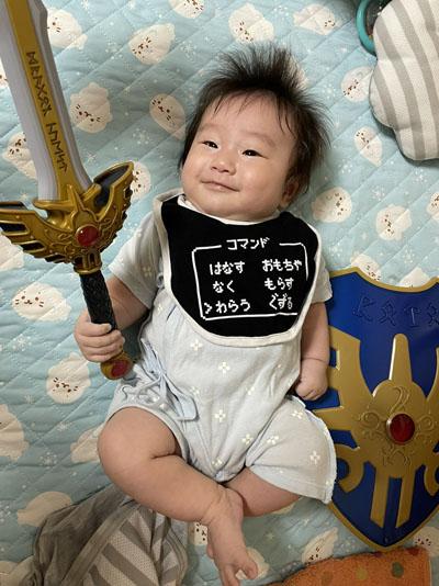 赤ちゃん勇者