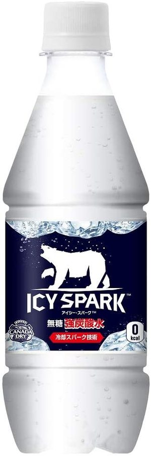 ICY SPARK from カナダドライ