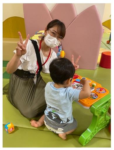 桜 稲垣早希 息子 トニー 1歳半