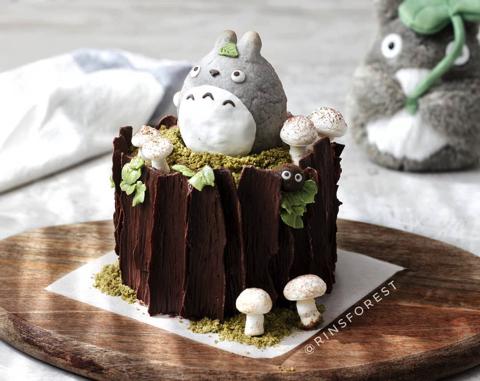 カピバラ温泉チーズケーキ