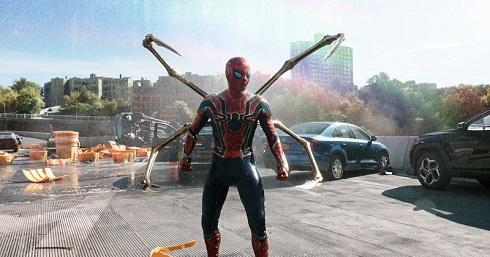 スパイダーマン:ノー・ウェイ・ホーム ドクター・ストレンジ マーベル ドック・オク