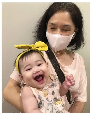 平野ノラ バブ子 母 スーミー