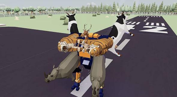 ごく普通の鹿のゲーム DEEEER Simulator 予約 ps4 switch