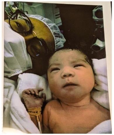 白鳥久美子 出産 チェリー吉武 赤ちゃん 退院