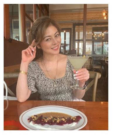武田久美子 贅沢 粗食 日本食 米国 娘