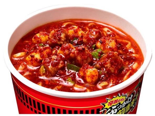 カップヌードル 辛麺 日清食品