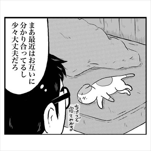 猫にモテる人の謎