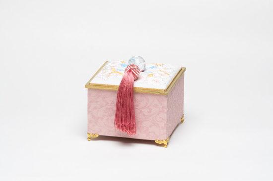 さくらちゃんの京友禅 ジュエリーボックス(3万3000円)