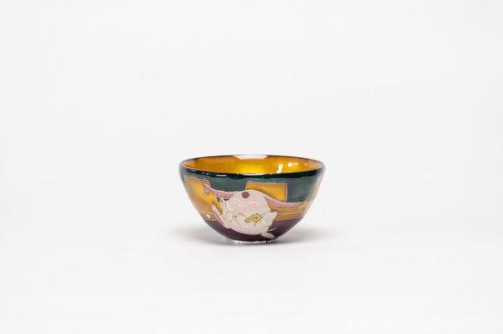 京七宝ぐい呑み(30周年のすがた)(5万5000円)