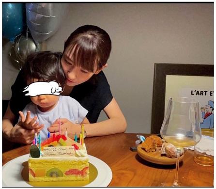 永夏子 小池徹平 育児 レストラン