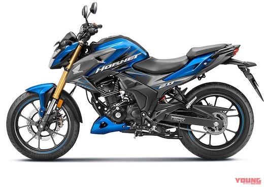 ホンダ インド CB200X