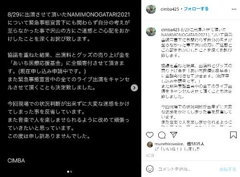 大村秀章 あいち医療応援基金 寄付 CIMBA Awich CREAM