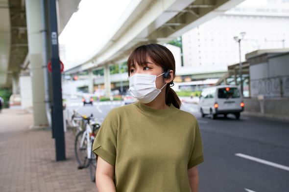 【PR】ゲオ骨伝導ワイヤレスイヤホン