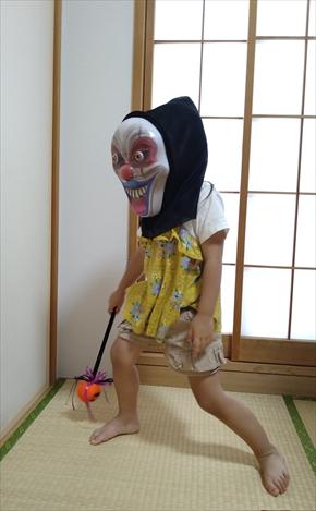 ホラー マスク