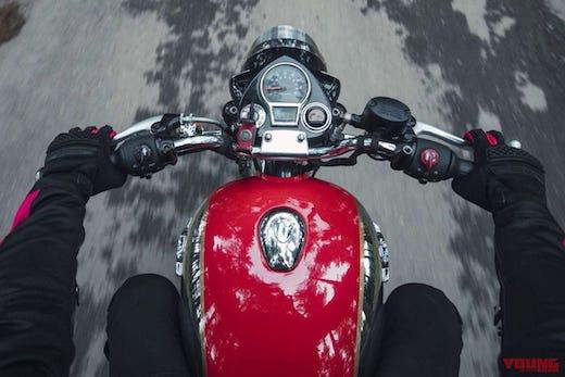 ロイヤルエンフィールド バイク 新型
