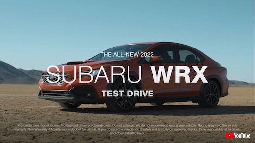 スバル WRX 新型