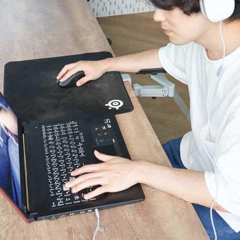 パソコン 作業 サポート 腕 支え 腕ラクアーム サンコー