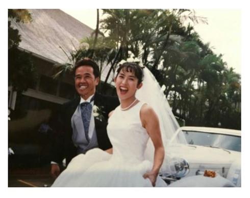 江口ともみ 結婚式 現在 つまみ枝豆 銀行式