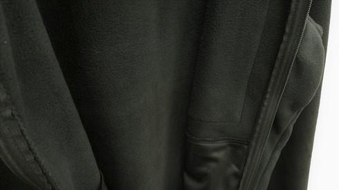 国鉄ロゴ入りフリースジャケット