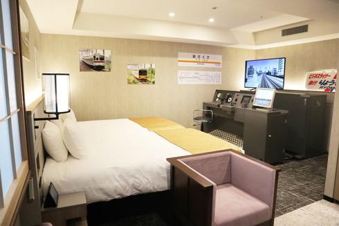 浅草東武ホテル シミュレータールーム