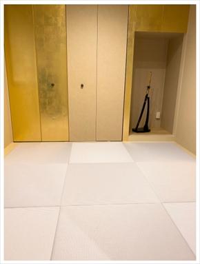 堀ちえみ 新居 和室 ゴールド 壁 ブログ 豪邸