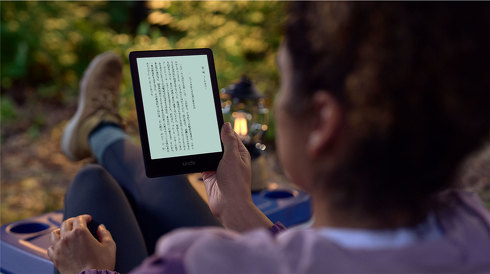 Kindle Paperwhite シグニチャー エディション