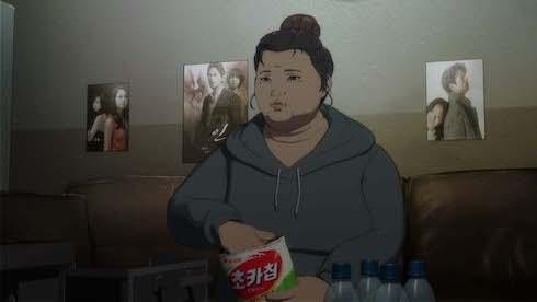 「整形水」レビュー 「美人は得だよね」では終わらせない、外見至上主義に鋭く切り込んだホラーアニメ映画