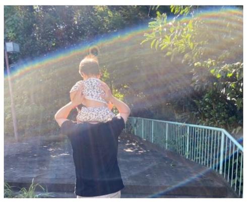 光上せあら 育児 娘 1歳 誕生日 現在