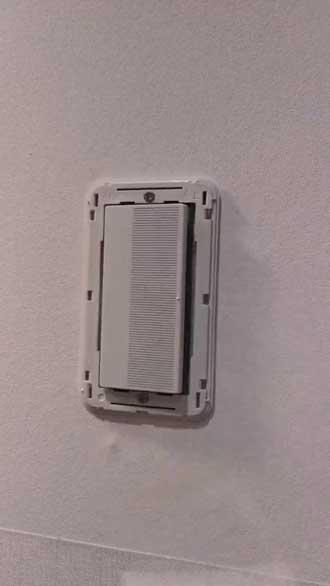 遠隔操作 装置 照明 スイッチ オン カバー 取れる SwitchBot