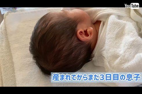 矢口真里 出産 第2子 男児 次男