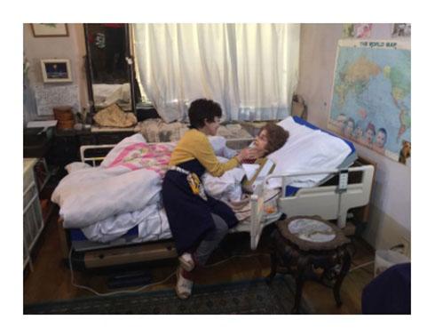 松島トモ子 認知症 介護