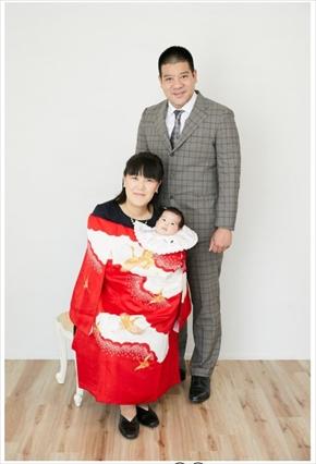 白鳥久美子 娘 たんぽぽ お宮参り チェリー吉武 水天宮 ブログ