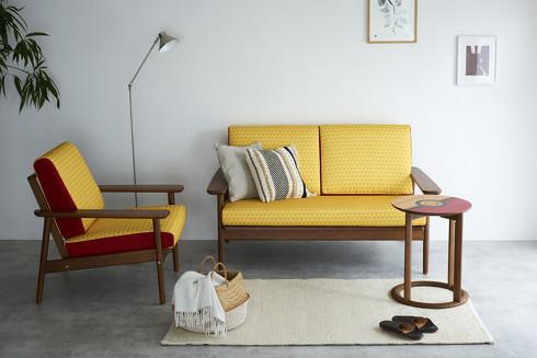 カリモクコラボ家具