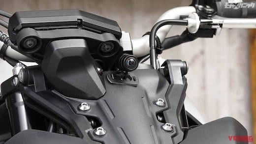 ヤングマシン バイク ドライブレコーダー
